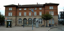 Bahnhof Winnenden