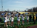 Baldwin Wallace Cheerleaders Push-ups (6808662660).jpg