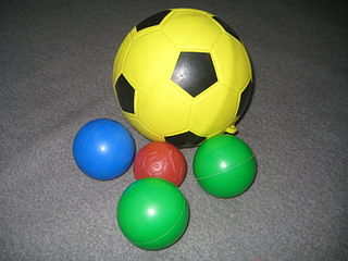 Ball Round object