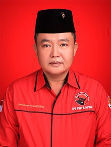 Bambang Suryadi, Member of the People's Representative Council.jpg