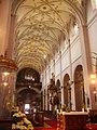 Bamberg Bamberg Kloster St. Michaelsberg Innen 4.JPG