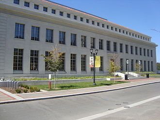 Bancroft Library - Bancroft Library, September 2010.