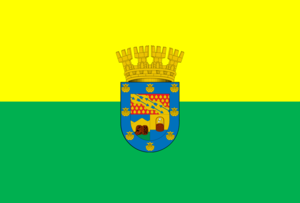 La Cisterna - Image: Bandera de La Cisterna