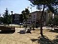 Banka Kombetare Tregtare (Elbasan) ndertesa nga larg.jpg