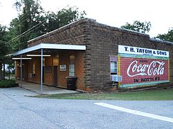 Banks Recreation Hall in Banks, Alabama