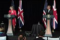 Barack Obama and Theresa May deliver a joint press statement in Hangzhou, China.jpg