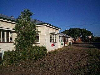 Baralaba, Queensland Town in Queensland, Australia