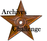 Barnstar of Archives Challenge.png