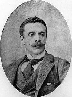 Charles Cochrane-Baillie, 2nd Baron Lamington British politician