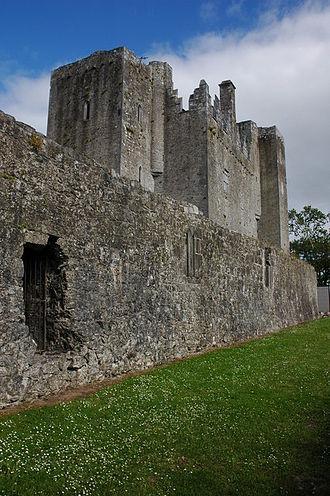 De Barry family - Barryscourt Castle Carrigtwohil, Co. Cork.