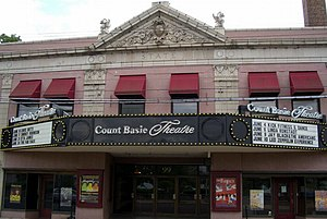 Count Basie - Count Basie Theatre in Red Bank, New Jersey