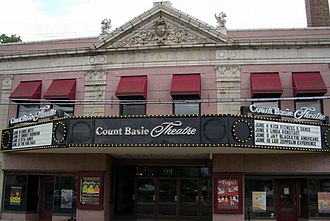Jersey Shore - The Count Basie Theatre in Red Bank.