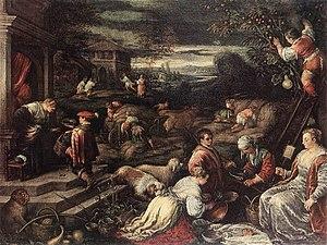 Bassano, Francesco da Ponte (1549-1592)