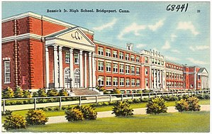 Ernest G. Southey - Bassick High School, Bridgeport, 1928.