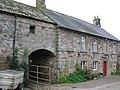 Bastle and farmhouse at Temon - geograph.org.uk - 1564404.jpg