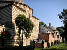 bath (hamam) constructed by Hürrem Sultan, Constantinople , 1556