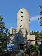 Battery Schleswig-Holstein observation tower 01