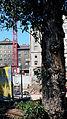 Baugrube Schneekanone Postamt 1030 Wien.jpg