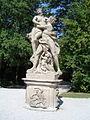 Bayreuth 12.09.06, Eremitage, Gartenskulptur Raub der Sabinerinnen (03).jpg