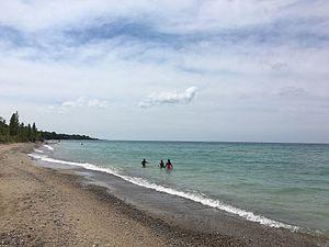 Kincardine, Ontario - Beach in Kincardine