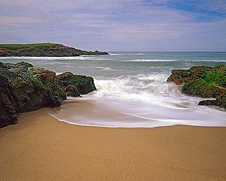 Bean Hollow State Beach - Image: Bean Hollow State Beach 2003