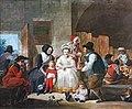 Beaux-Arts de Carcassonne - Scène d'intérieur 1784 - Jacques Gamelin - Joconde04400001307.jpg