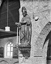 beeld st. willibrordus - alphen aan de maas - 20007515 - rce