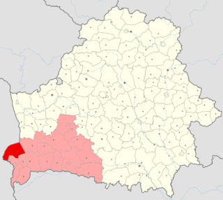 Kamenets District district of Belarus