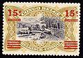 Belgian congo 1915 50c-ovpt-15c.jpg