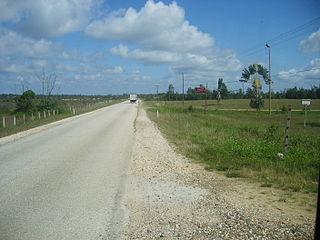 George Price Highway highway in Belize