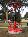 Bell buoy, Treasure Island 1.JPG