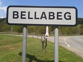 Bellabeg Aberdeenshire Sign.jpg