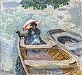 Bemberg Fondation Toulouse - En bateau (1910-1913) - Pierre Bonnard - Inv.2150 62.2x67.3.jpg