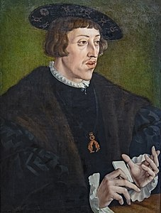 Bemberg Fondation Toulouse - Portrait paintings of Ferdinand I, Holy Roman Emperor by Jan Cornelisz Vermeyen Inv.1056.jpg