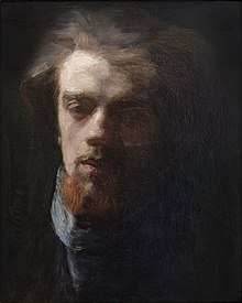 Bemberg Fondation Toulouse - Self-portrait paintings by Henri Fantin-Latour.jpg