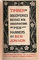 Ben Jonson Timber Discoveries 1898.jpg