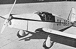 Beneš-Mráz Be-550 Bibi, rekordní letoun (1938).jpg