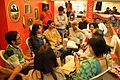 Bengali Writers Adda - Apeejay Bangla Sahitya Utsav - Kolkata 2015-10-10 5681.JPG