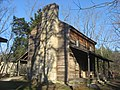 Benjamin Iddings Log House from southwest.jpg