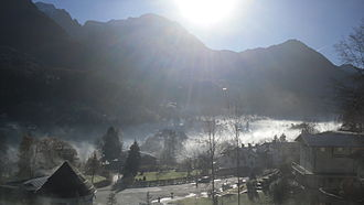 Berchtesgaden - Berchtesgaden in the morning