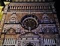Bergamo Cappella Colleoni bei Nacht 3.jpg