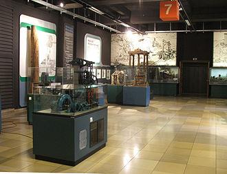 German Mining Museum - Image: Bergbaumuseum Bochum A11