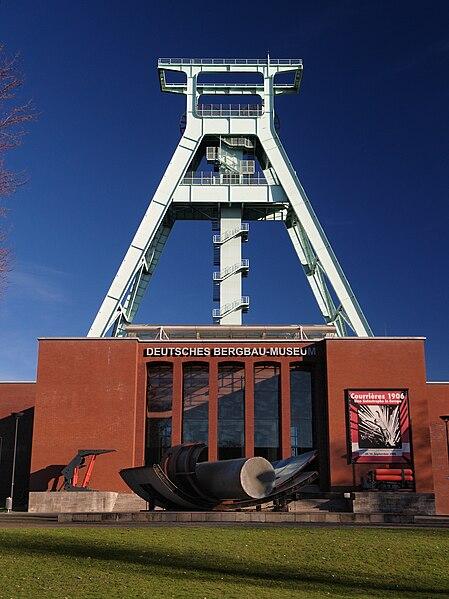File:Bergbaumuseum Bochum entrance.jpg