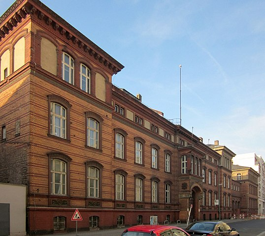 Klinikum Berlin Mitte