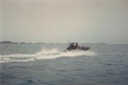 Bermuda Regiment pass HMD Bermuda