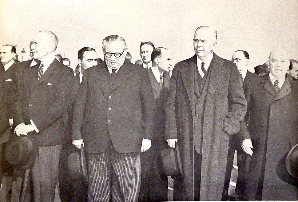 Bernadotte funeral