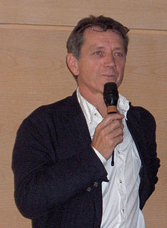 Bernard Giraudeau French actor, film director, scriptwriter, producer and writer