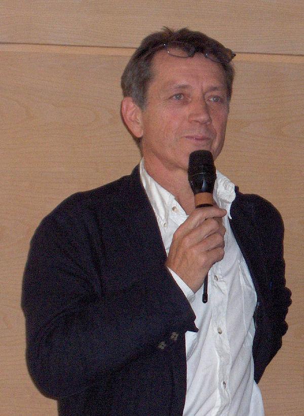 Photo Bernard Giraudeau via Wikidata