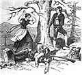 Berthold Auerbach, Schwarzwälder Dorfgeschichten, Tonele mit der gebissenen Wange.jpg