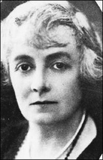 Bessie Rischbieth - Bessie Rischbieth, ca. 1900s